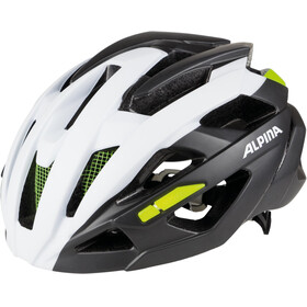 Alpina Valparola RC Bike Helmet white/black